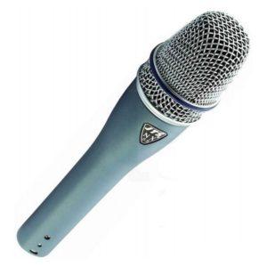 JTS NX-8.8 вокальный микрофон конденсаторный