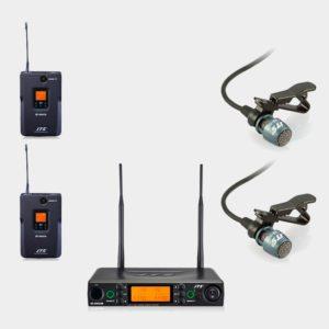 JTS RU-8012DB/RU-850LTB CM-501 радиосистема