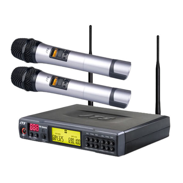 JTS RX-966KB/TX-966K (624-660 МГц) радиосистема
