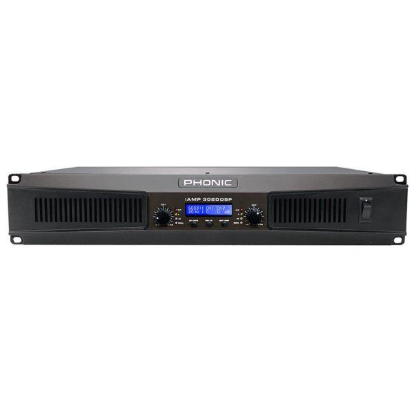 Phonic iAMP 3020 DSP усилитель мощности