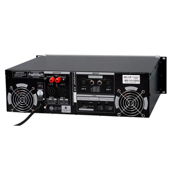Phonic XP 2000 усилитель мощности