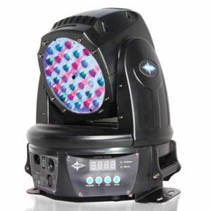 Ross Mobi Led Wash Zoom RGB 36x5W вращающаяся голова