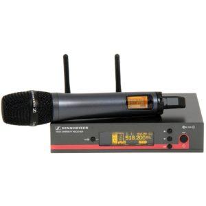 SENNHEISER EW 145 G3-A-X радиосистема с ручным вокальным микрофоном