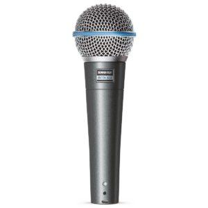 SHURE BETA 58 A микрофон вокальный динамический