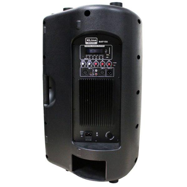 Xline BAF-15A активная акустическая система с MP3 плеером и Bluetooth