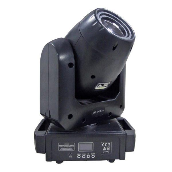 Xline Light LED SPOT 60 вращающаяся голова