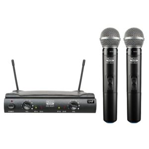 Xline MD-262A-B радиосистема вокальная с 2-мя микрофонами