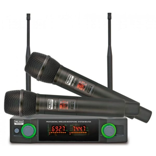 Xline MD-272A радиосистема