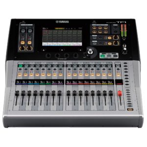 Yamaha TF1 цифровая микшерная консоль, 40 каналов