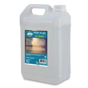 ADJ Haze Fluid oil based 5l жидкость для генератора тумана