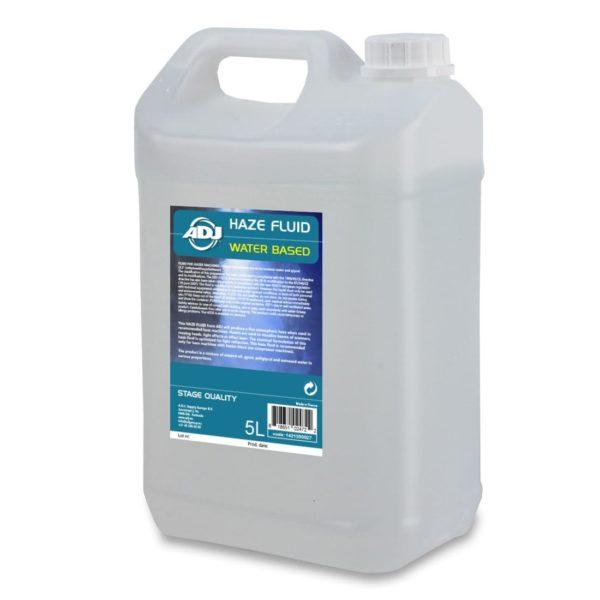 ADJ Haze Fluid water based 5l жидкость для генератора тумана на водной основе