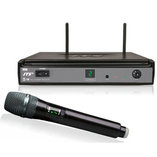 JTS E-7R/E-7TH радиосистема вокальная (650-690 МГц)