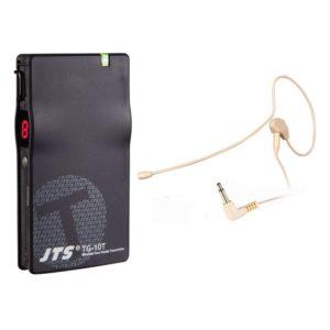 JTS TG-10T/CM-801S радиосистема для гидов, экскурсий, конференций