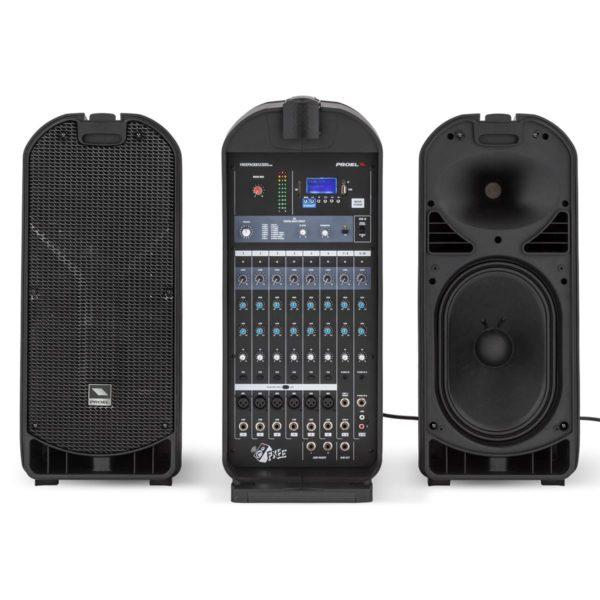 Proel FREEPACK812 портативный звукоусиления комплект